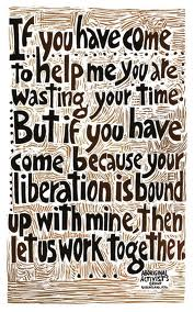 help vs liberation